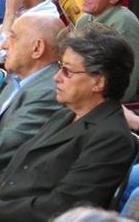 Carla Paciotti nel 2007 durante il centenario del Costone