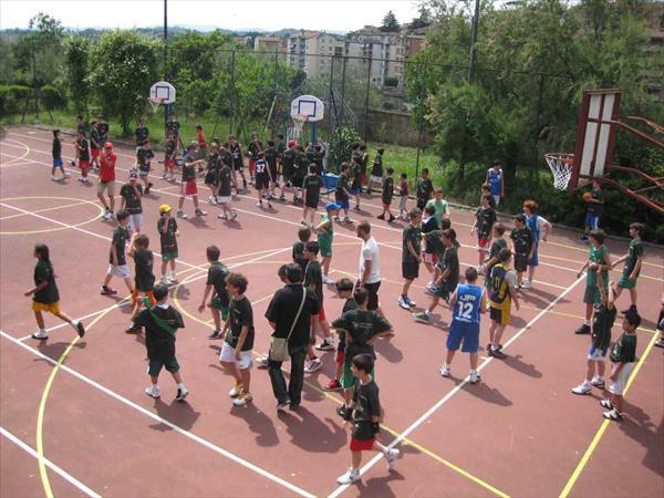 Giornata Minibasket al Costone