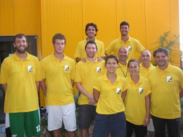 Festa Minibasket all'Inglese Costone - Istruttori