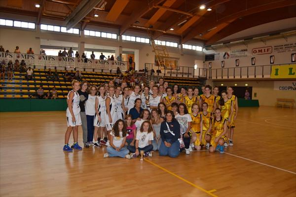 """Le squadre partecipante alla seconda edizione del torneo """"Carli"""""""