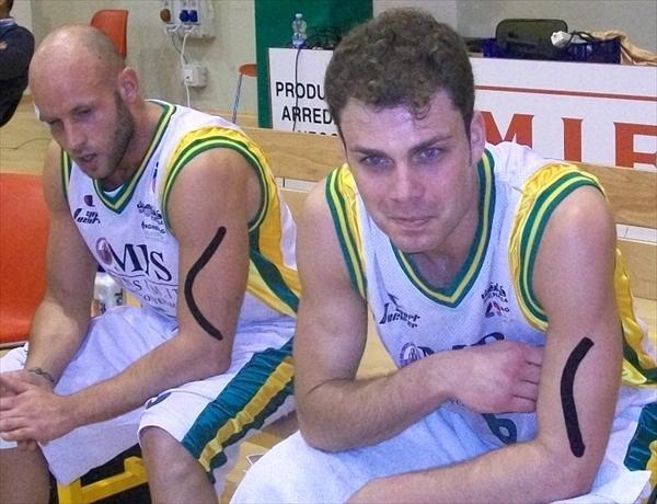 Niccolò Franceschini e Lorenzo Gambelli