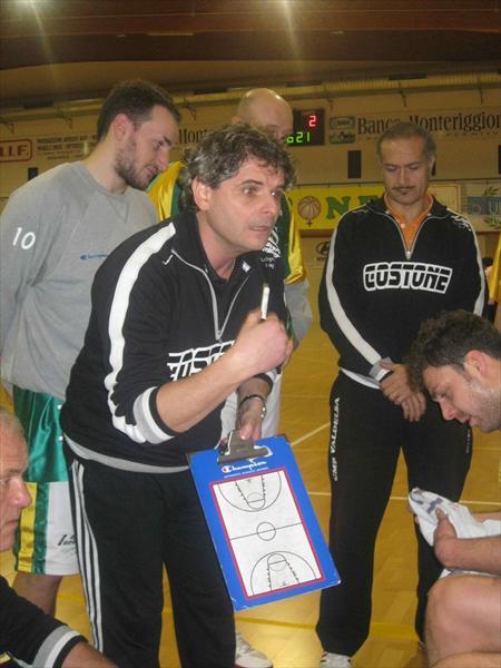 Coach Marco Collini