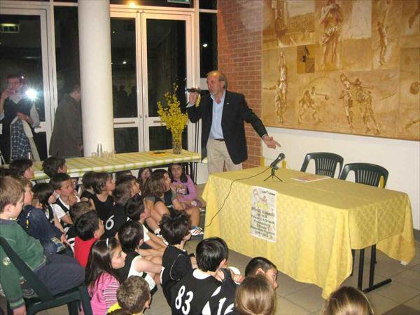 Roberto Rosa presenta il progetto