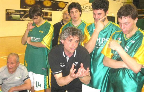 Le esortazioni di coach Collini