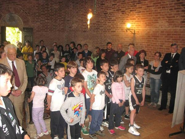 Bambini alla Messa