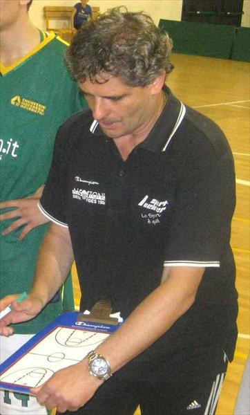 Il tecnico Marco Collini
