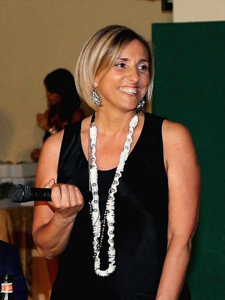La presidente Patrizia Morbidi