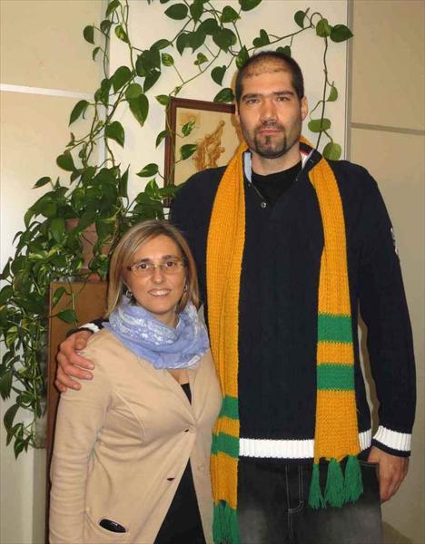 Patrizia Morbidi e Roberto Chiacig