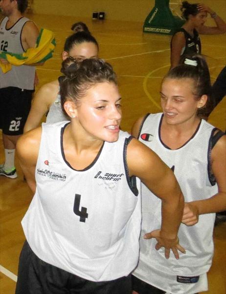 Arianna Dragoni e Caterina Bozzi