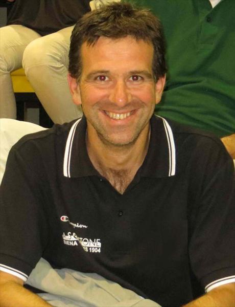 Coach Antonio Paladini - Under 19 Costone Siena