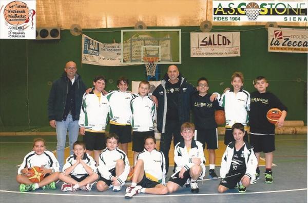 Minibasket Torneo AquilottiTerranuova Bracciolini