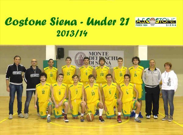 Formazione Under 21 Costone_ Siena