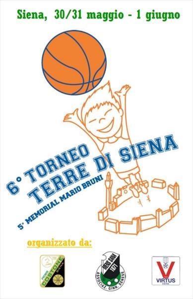 Locandina Torneo Terre di Siena