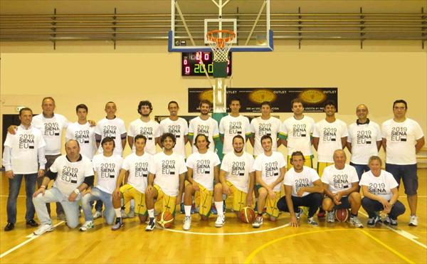 Squadra con Siena 2019