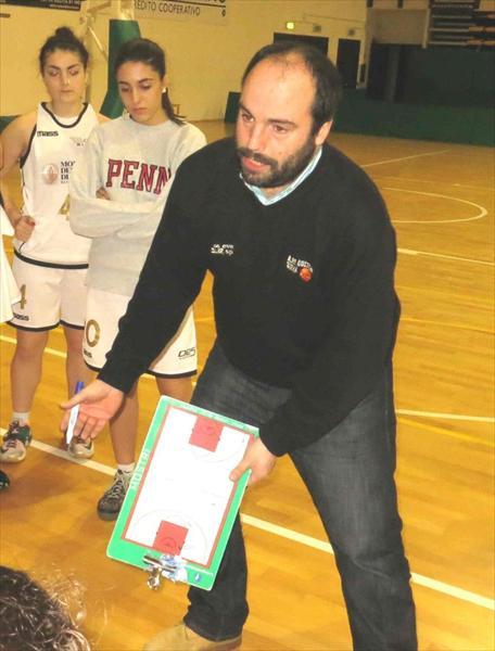 Coach Duccio Petreni
