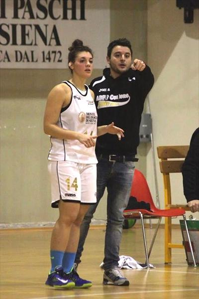 Marco Castaldo con Arianna Dragoni