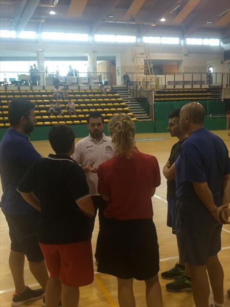 Coach Alessandro Magro