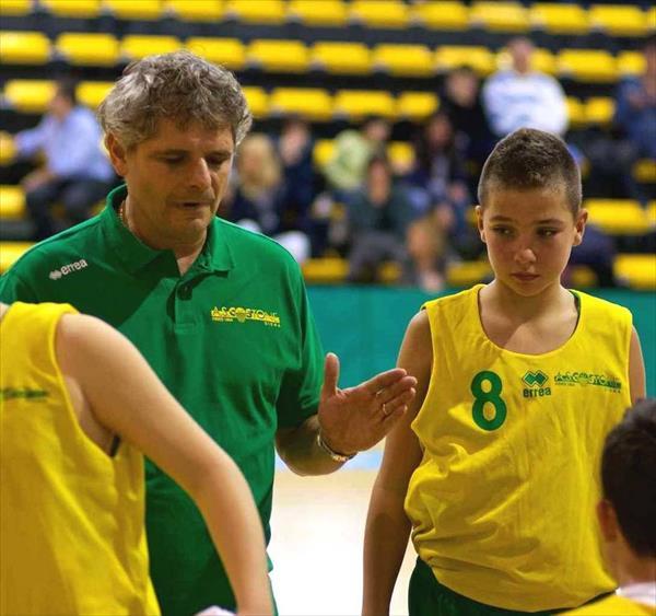 Coach Marco Collini Under 13