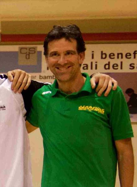 Coach Antonio Paladini