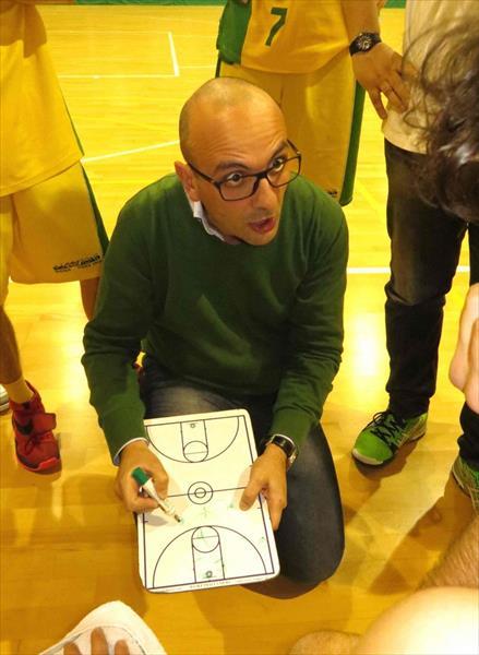 Coach Binella