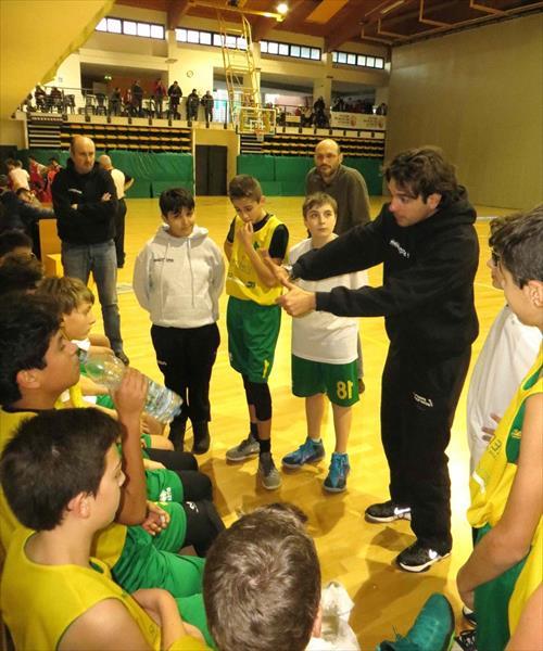 Under 13 vs Grosseto Team 90 A