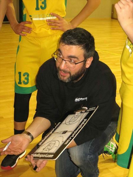Coach Marco Cancelli