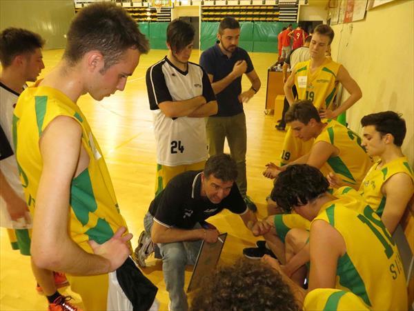 Time Out Coach Paladini