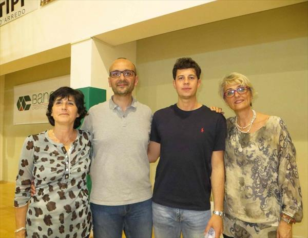 Ida Bruni, PF Binella, Giacomo Bruni, Alessandra Muzzi
