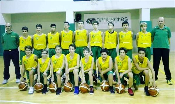 Squadra Under 14