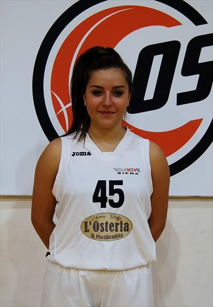 Arianna Lippi - Under 16