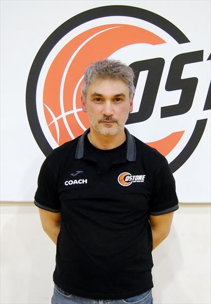 Fabrizio Mottini - coach Under 18