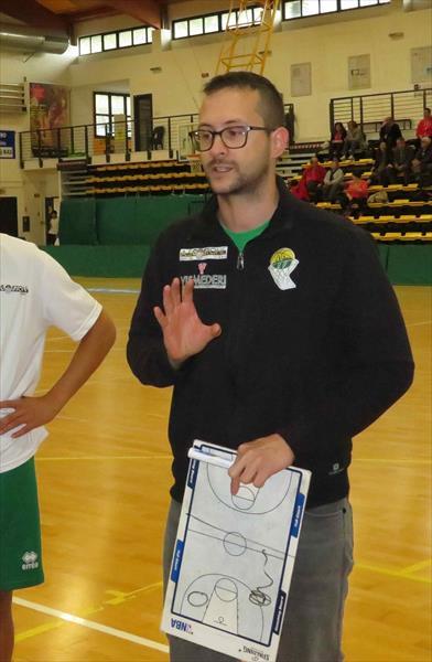 Coach Marco Armellini
