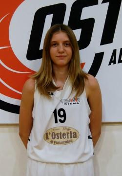 Chiara Nanni - Under 16