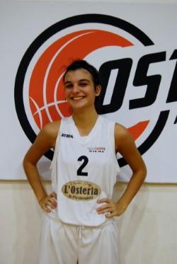 Giulia Oliva - Under 18
