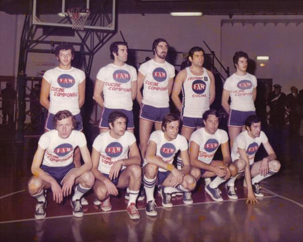 1973-1974 Squadra del Costone Serie B