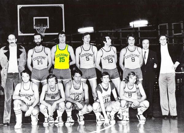 1974-1975 Squadra del Costone Serie B