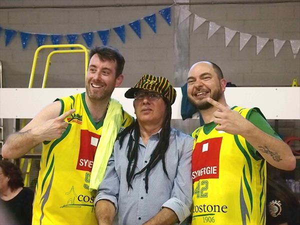 Campioni Toscani - Gonzales super tifoso