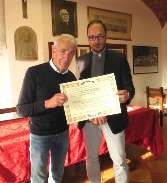 Alla memoria di Roberto  Ricci