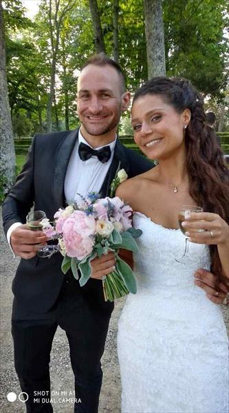 Duccio e Laura Sposi