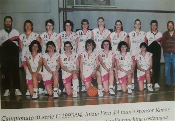 Basket Femminile 1993-1994