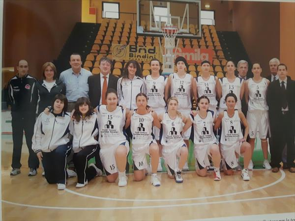 Basket Femminile A2