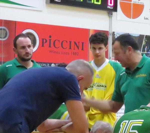 Benincasa e Alessandro Tognazzi infortunati