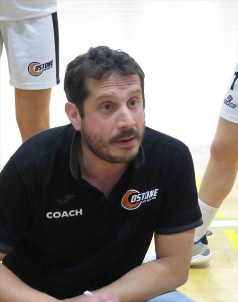 Coach David Fattorini