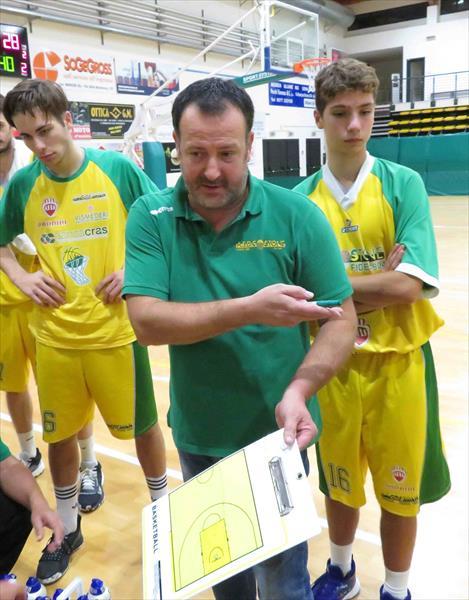 Coach Francesco Braccagni
