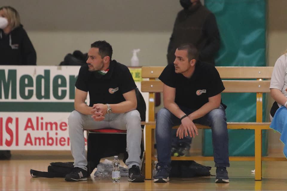 Coach Meoni e Nencini