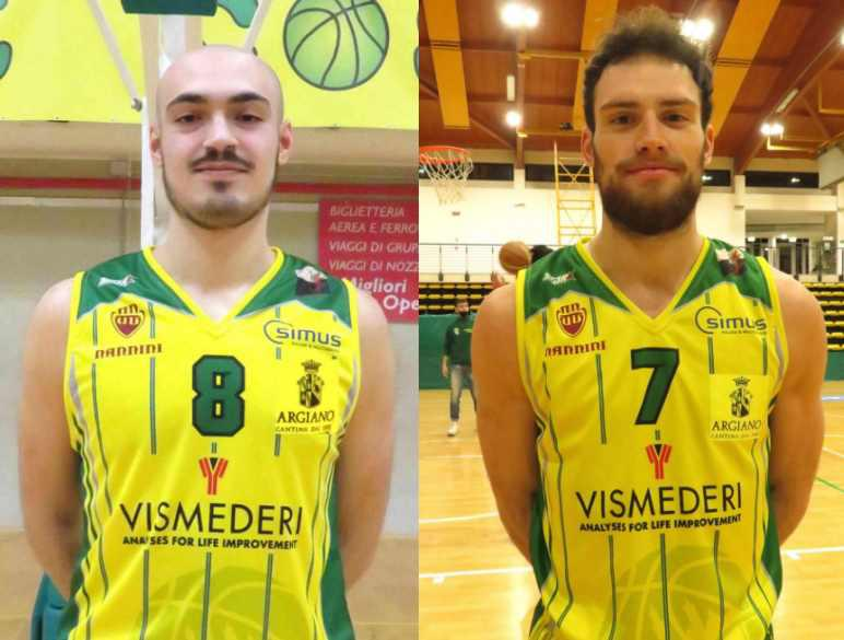 Valerio Angeli e Leonardo Ceccarelli