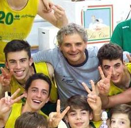 Coach Collini tra i Giovani del Costone