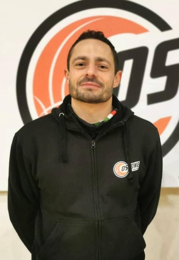 Coach Marco Meoni