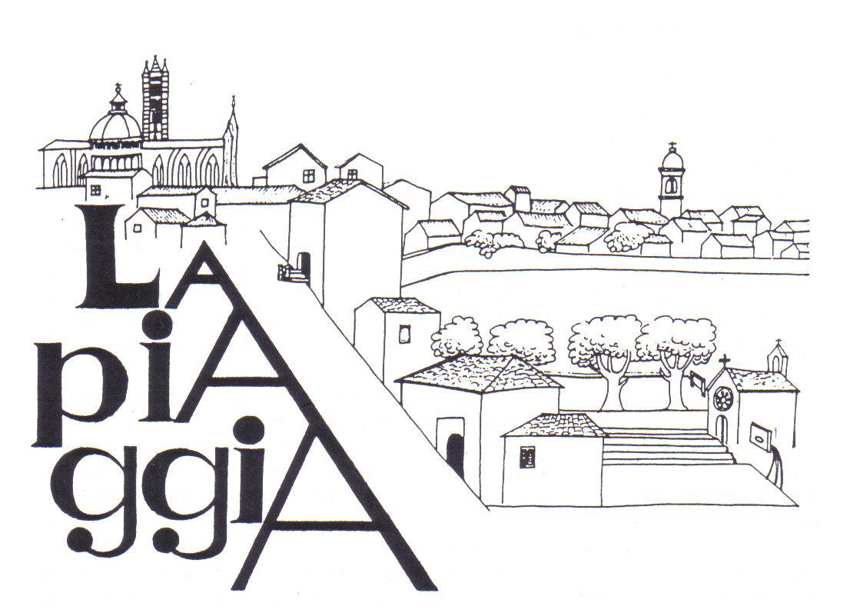 Logo de 'La piaggia'